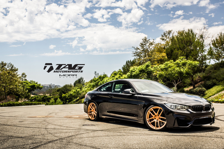 BMW F82 M4 On MORR Wheels By TAG Motorsports 1 750x500