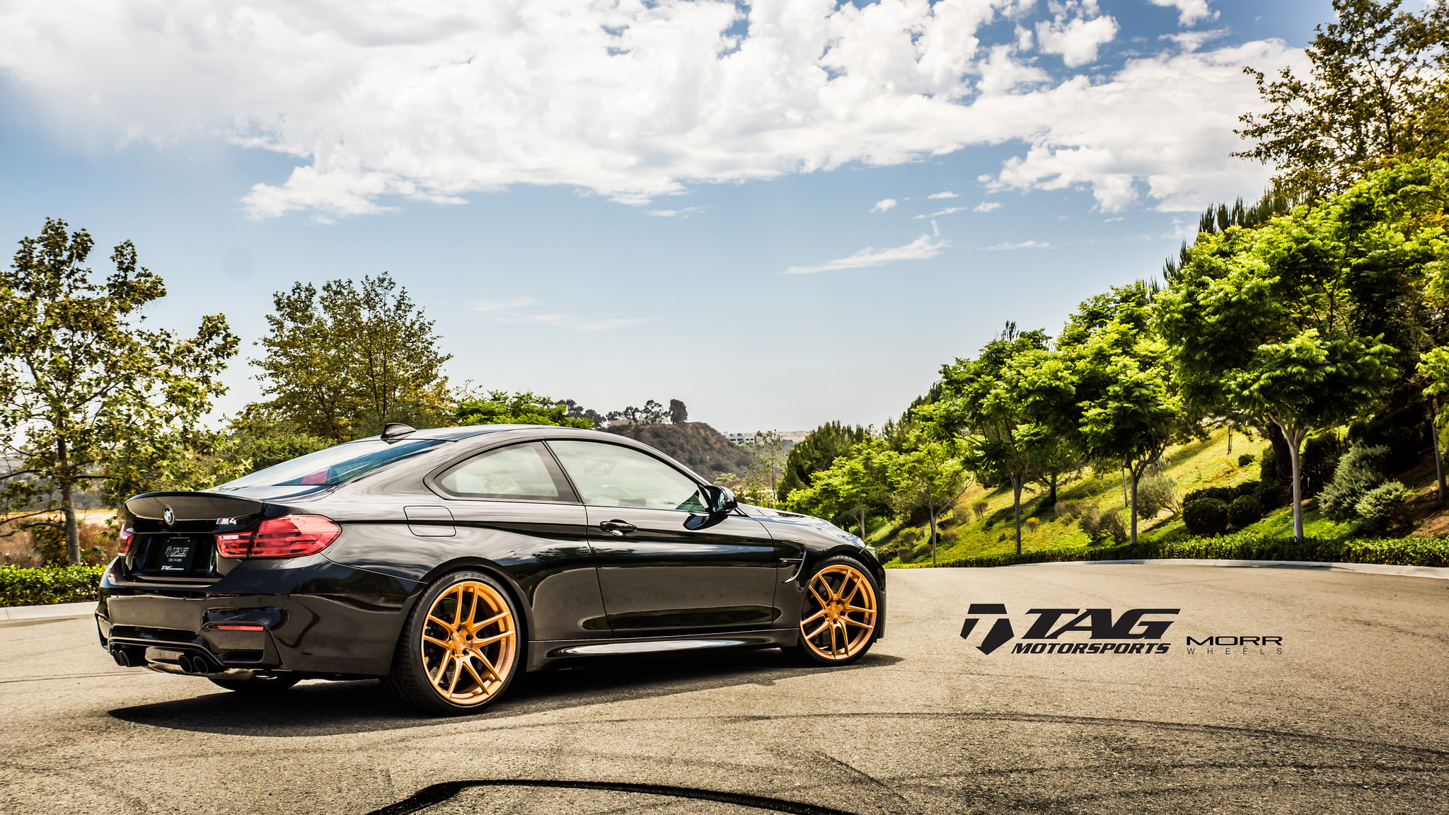 Rose Gold Bmw I8 >> BMW F82 M4 Tuned By TAG Motorsports