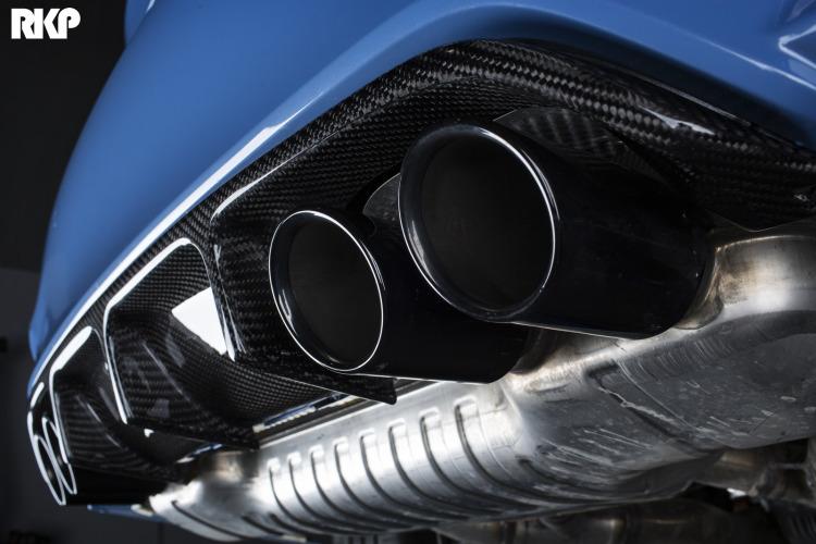 BMW F8X M3 M4 Rear Diffuser RKP By IND Image 5 750x500