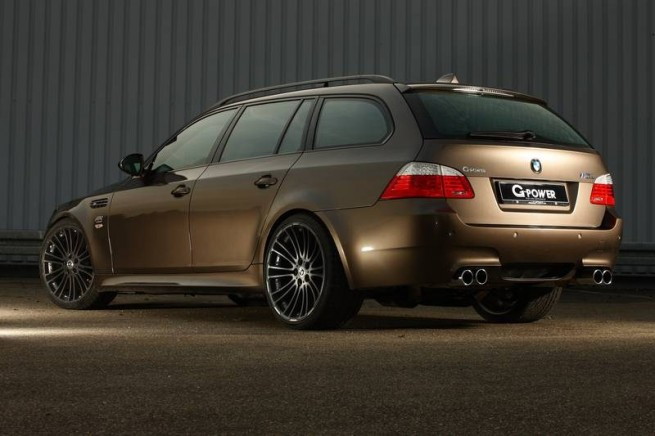 BMW G Power M5 Touring Hurricane RR 01 655x436