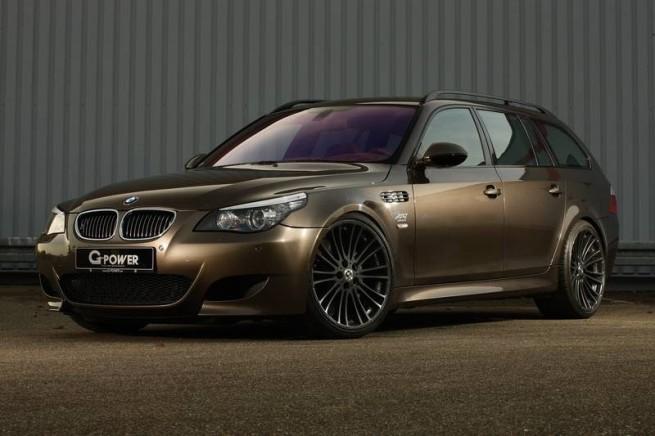 BMW G Power M5 Touring Hurricane RR 04 655x436