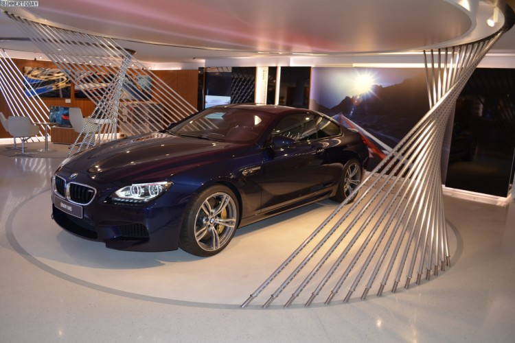 BMW George V Paris Showroom 2014 Flagship Store Champs Elysees 10 750x500
