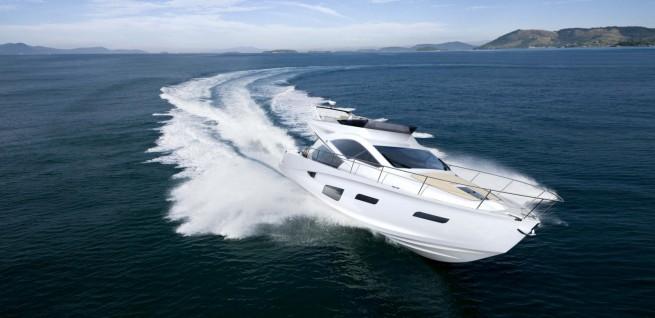BMW Group Designworks USA Intermarine 55 Luxusyacht 05 655x318