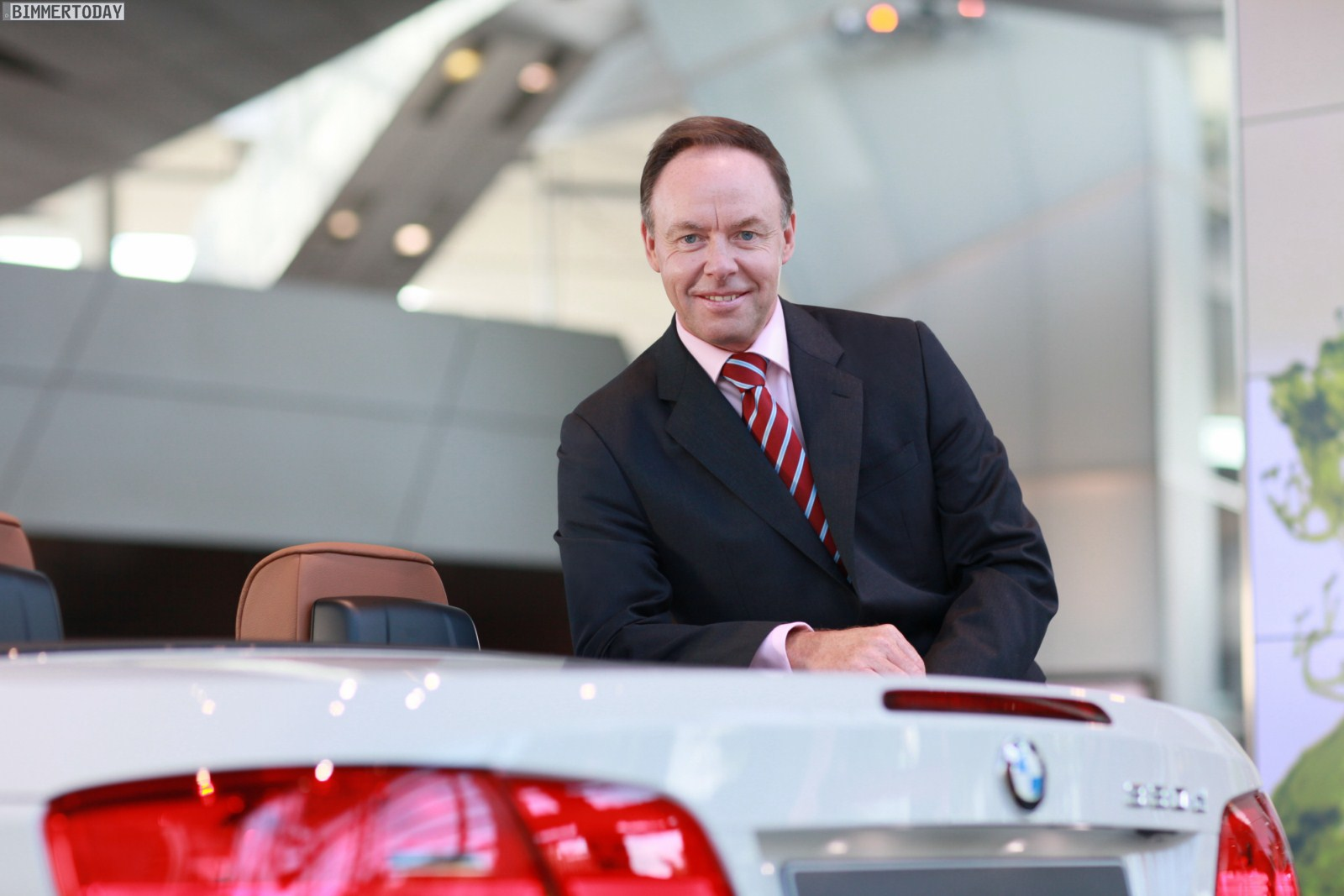 BMW Group Ian Robertson