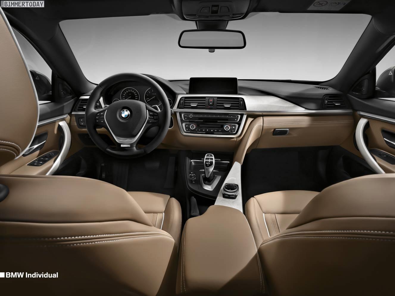 BMW 4 Series Gran Coupe Individual Program