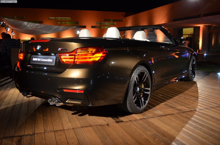 BMW Individual Pyritbraun BMW M4 Cabrio F83 Braun 03 750x496