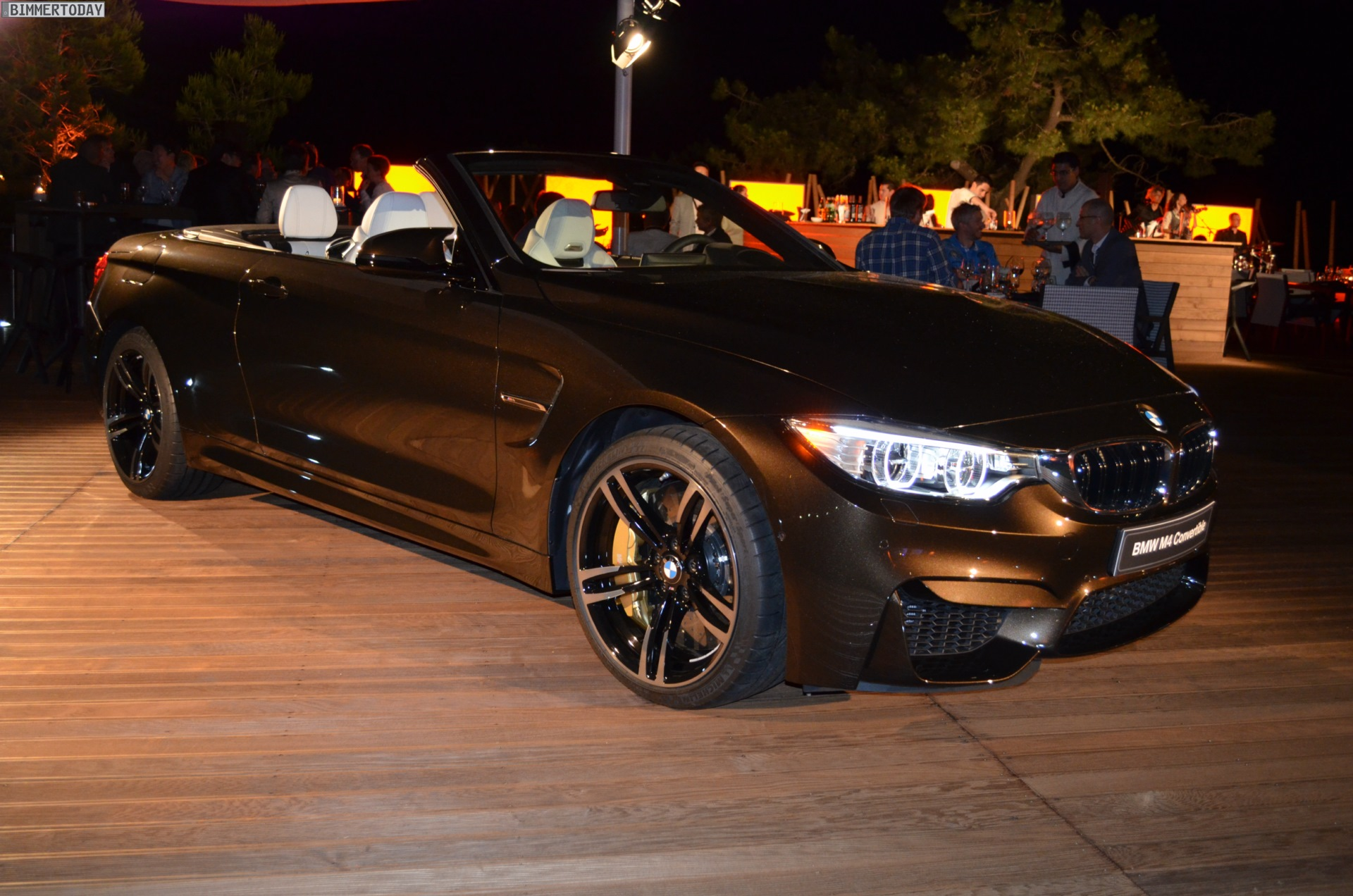 Bm M4 Convertible In Pyrite Brown Individual Color