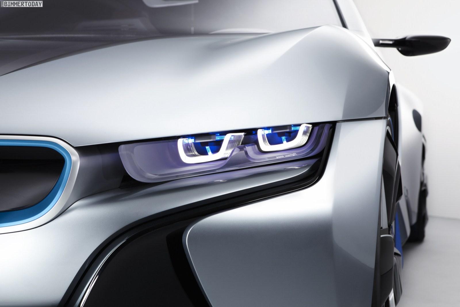 BMW Laser Scheinwerfer