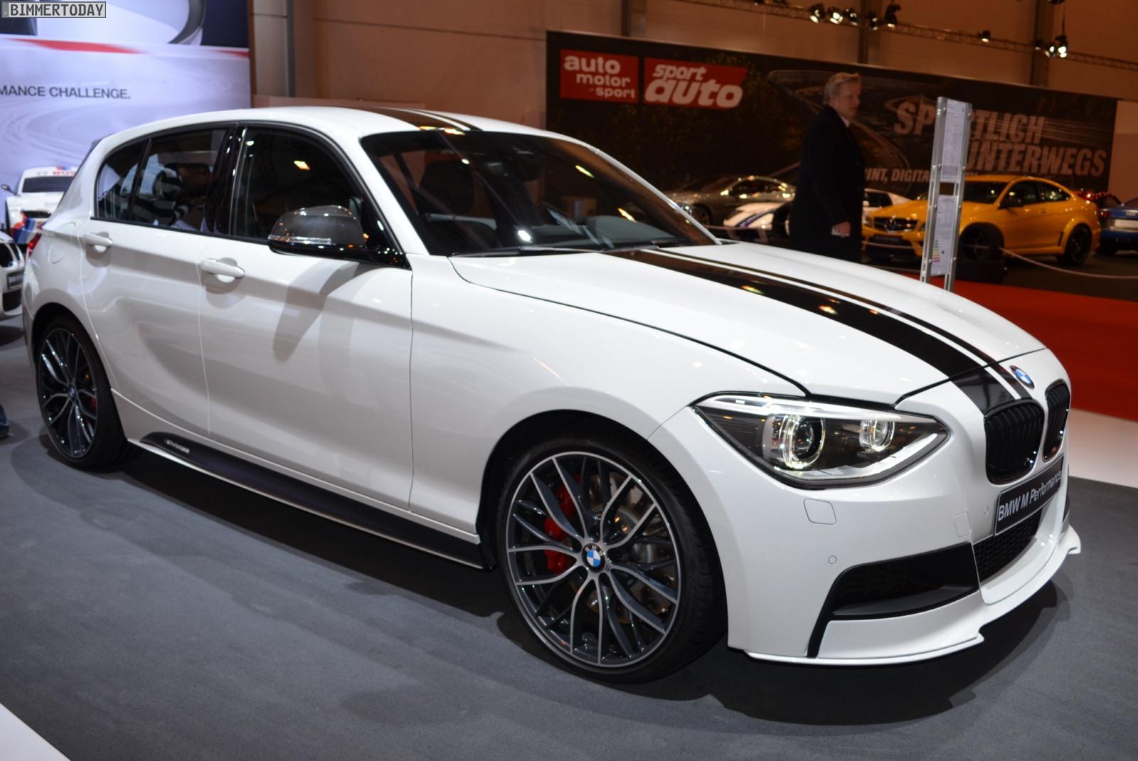 BMW M Performance 125i 1er F20 Tuning Essen Motor Show 2012 01