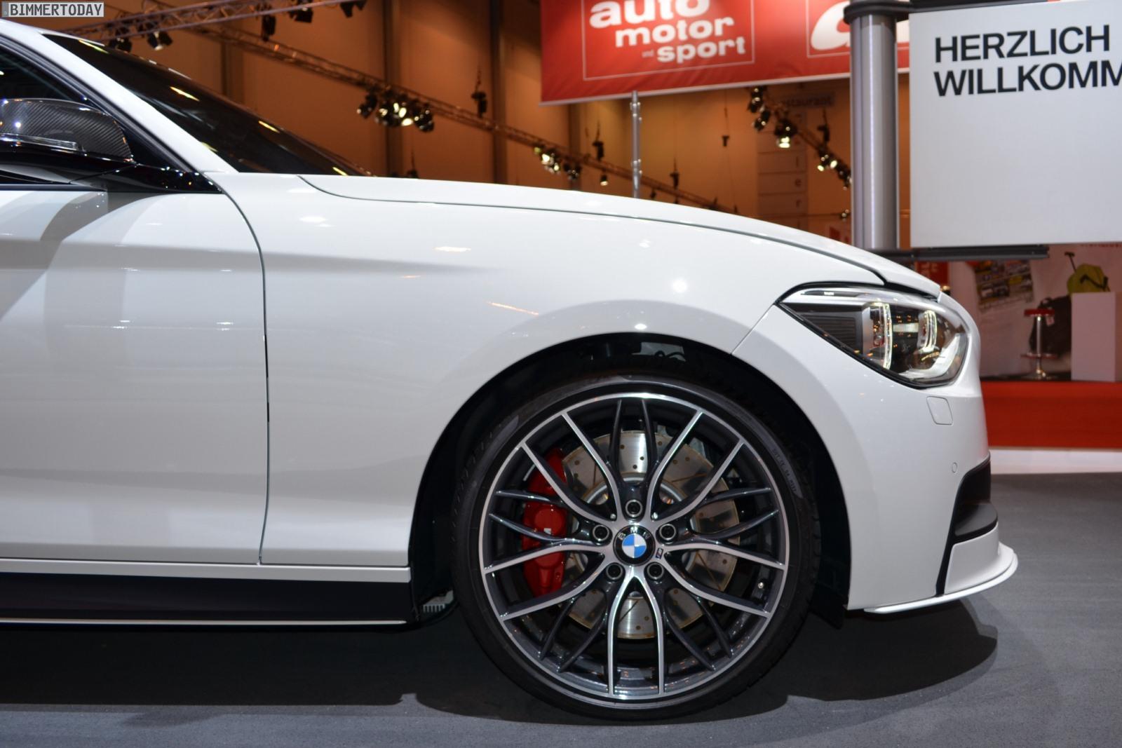 BMW M Performance 125i 1er F20 Tuning Essen Motor Show 2012 02