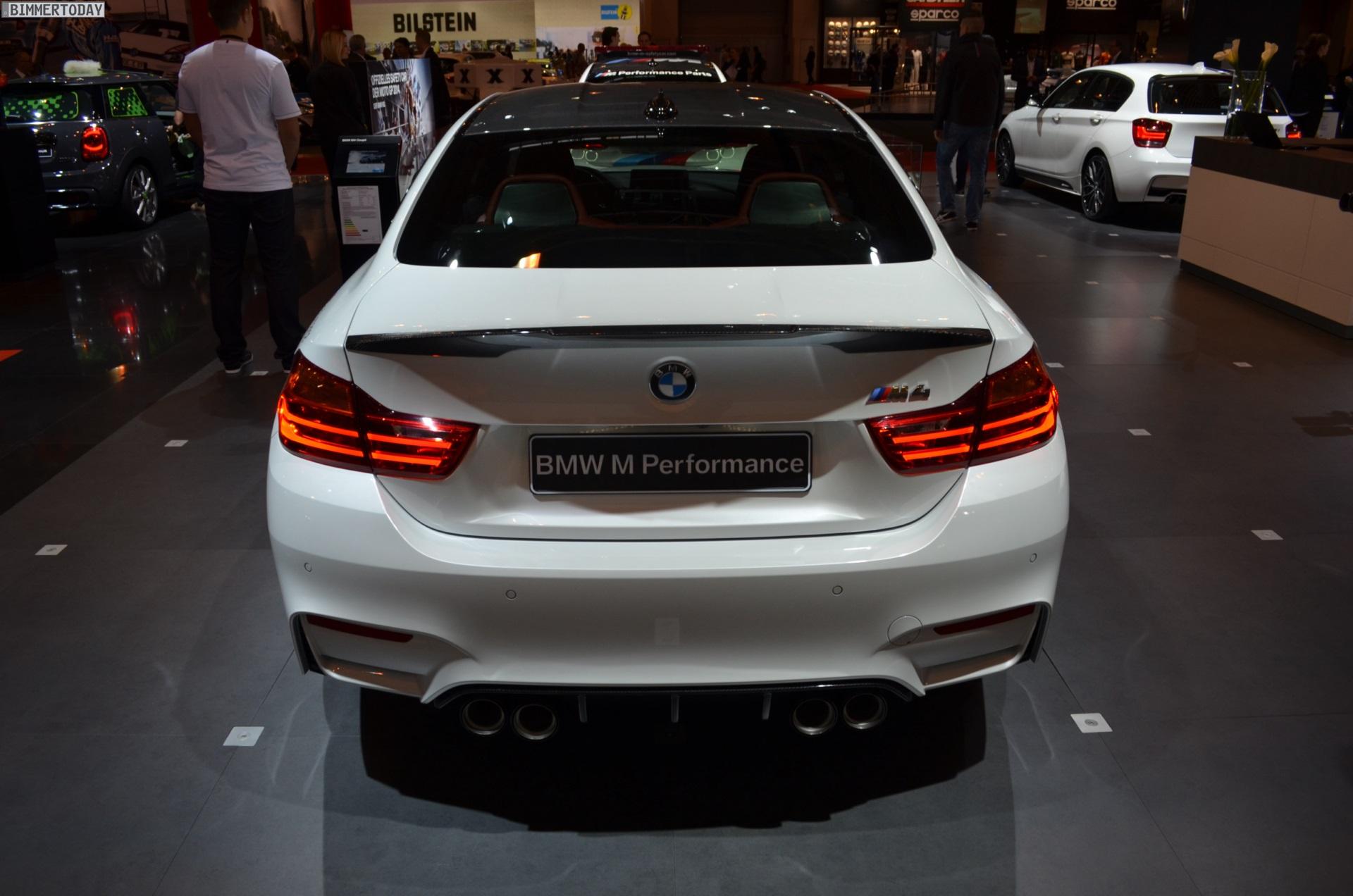 BMW M Performance BMW M4 Coupe F82 Essen Motor Show 2014 03
