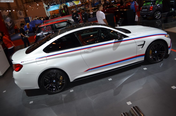 BMW M Performance BMW M4 Coupe F82 Essen Motor Show 2014 06 750x496