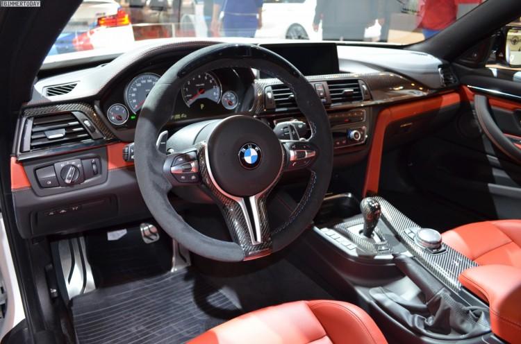 BMW M Performance BMW M4 Coupe F82 Essen Motor Show 2014 17 750x496