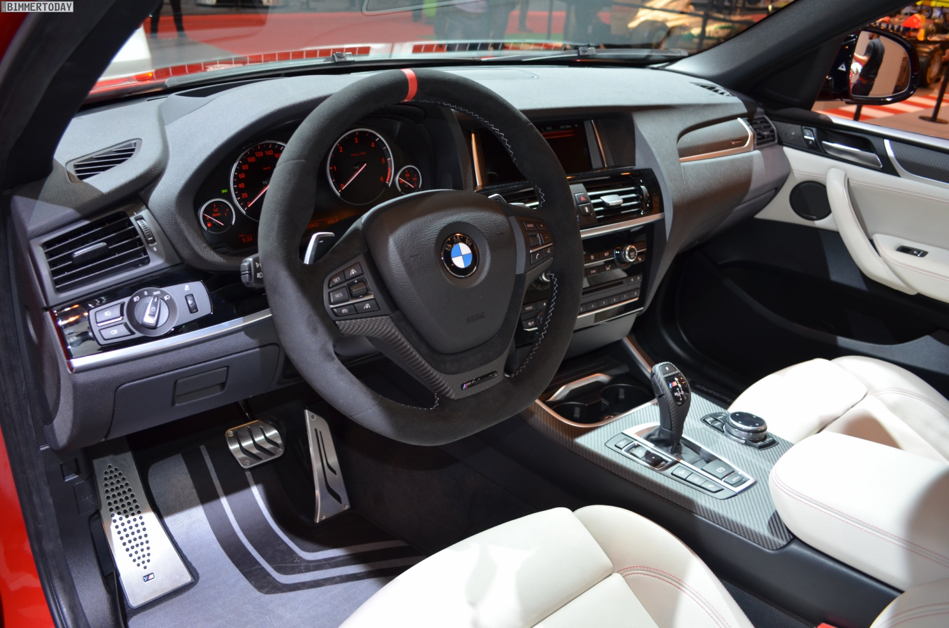 Bmw Of Newton >> BMW M Performance tuning for the BMW X4 at 2014 Essen Motor Show