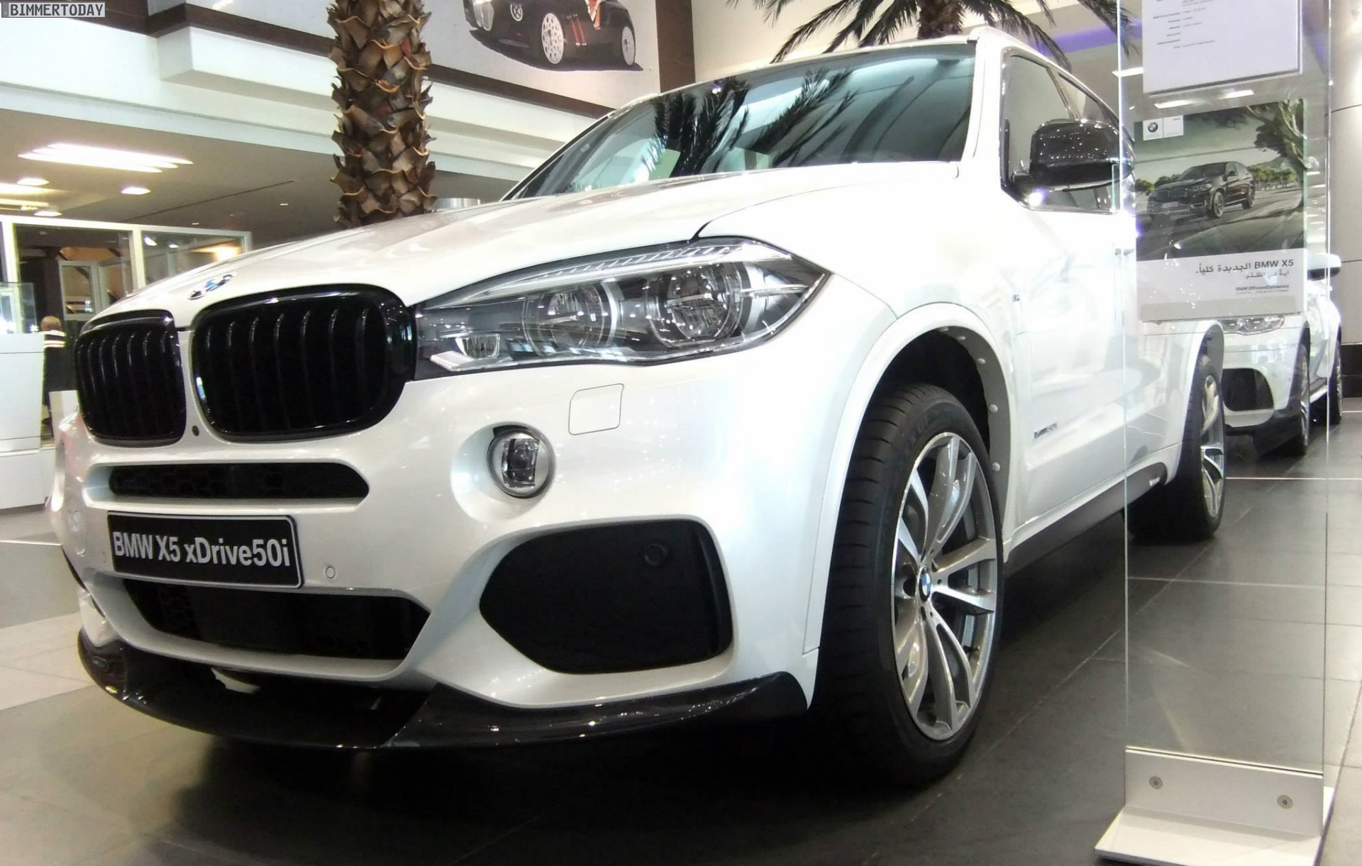 BMW M Performance X5 F15 xDrive50i Tuning Zubehoer SUV 02