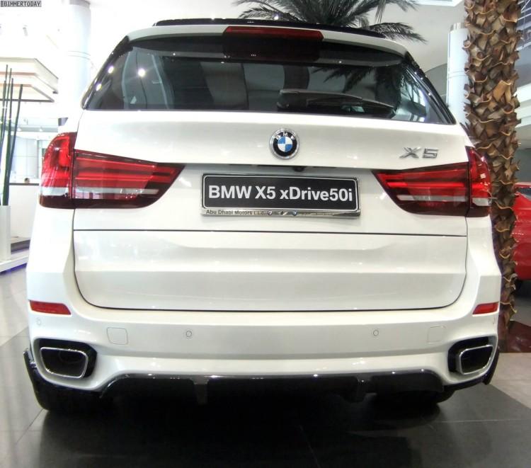 BMW M Performance X5 F15 xDrive50i Tuning Zubehoer SUV 05 750x661