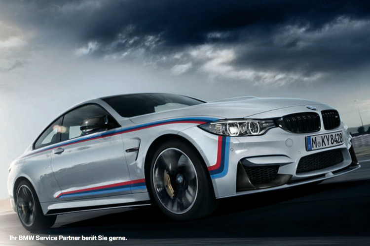 BMW M Performance Zubehoer BMW M4 Coupe F82 Tuning 01 750x500