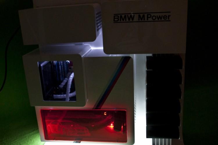 BMW M computer case 46 750x500