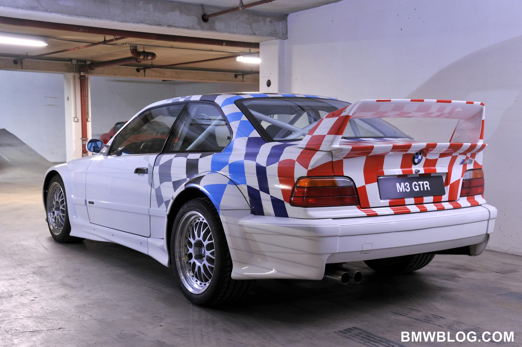 BMW M secret garage 6