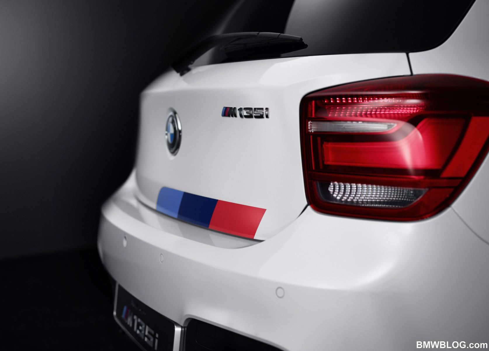 World Premiere: BMW Concept M135i