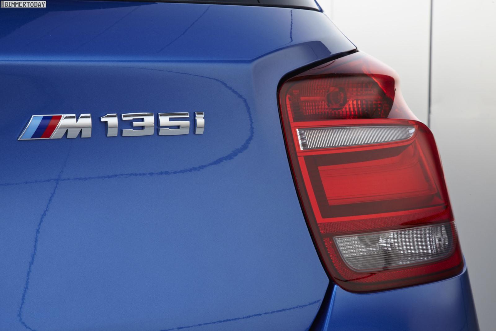 BMW M135i 2012 F21 Fahrbericht 371