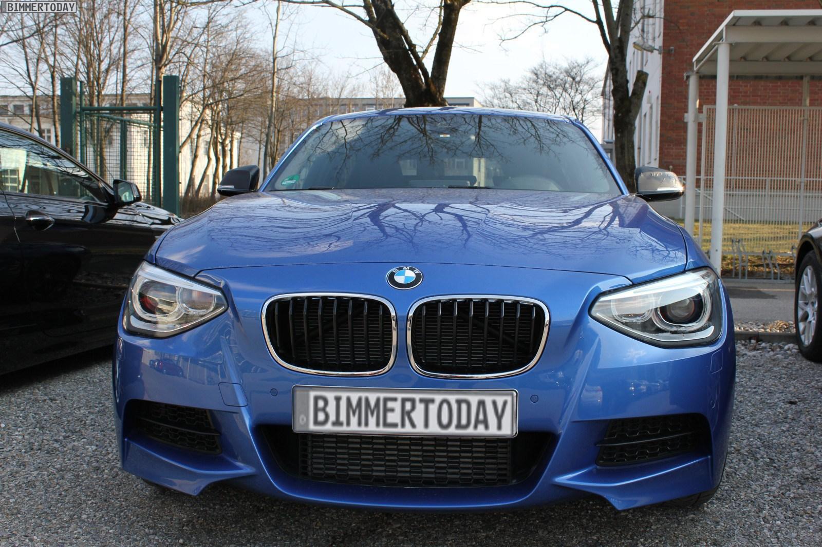 BMW M135i F20 Estorilblau 01