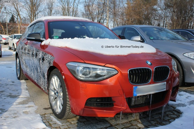 BMW M135i F21 1er Dreituerer 135i 2012 03 655x436
