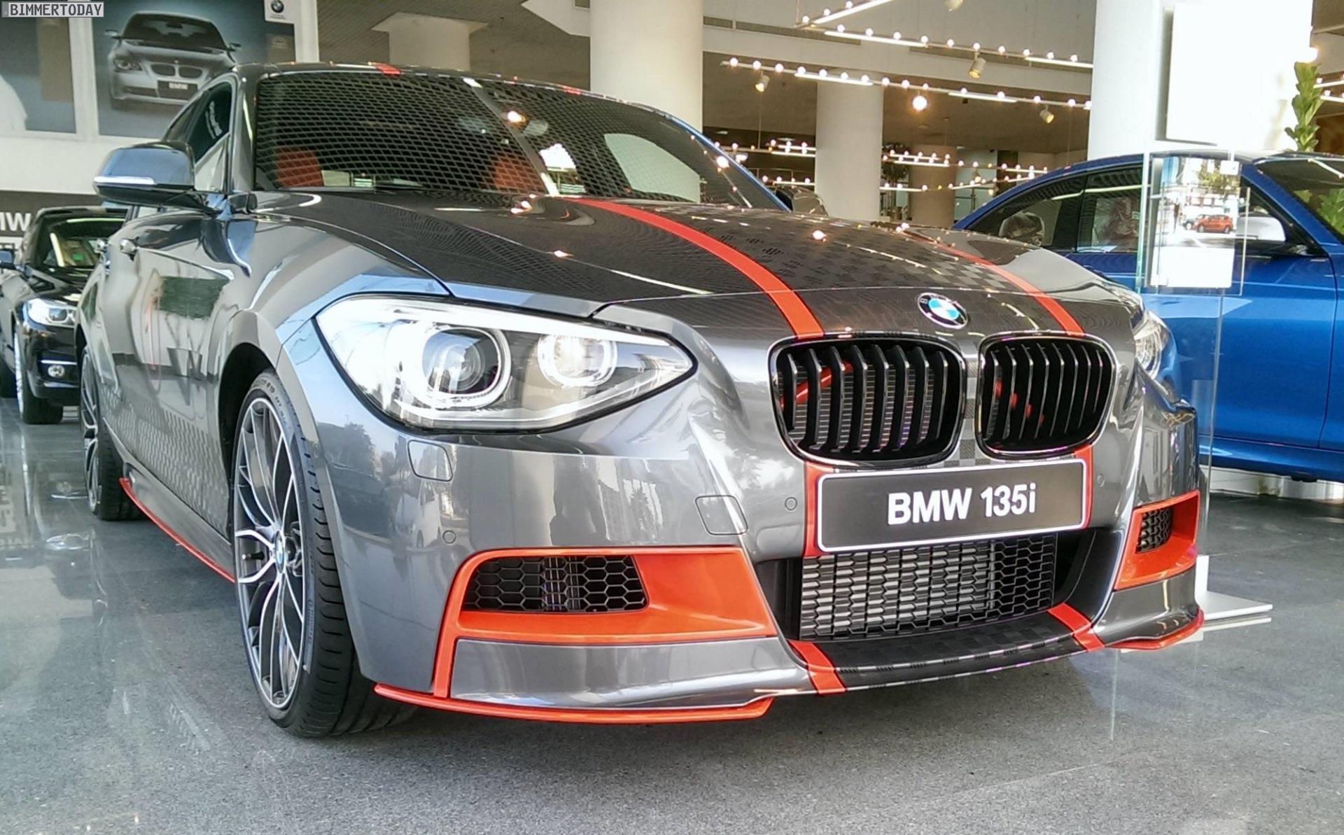 BMW M135i Tuning Abu Dhabi Special Edition 01