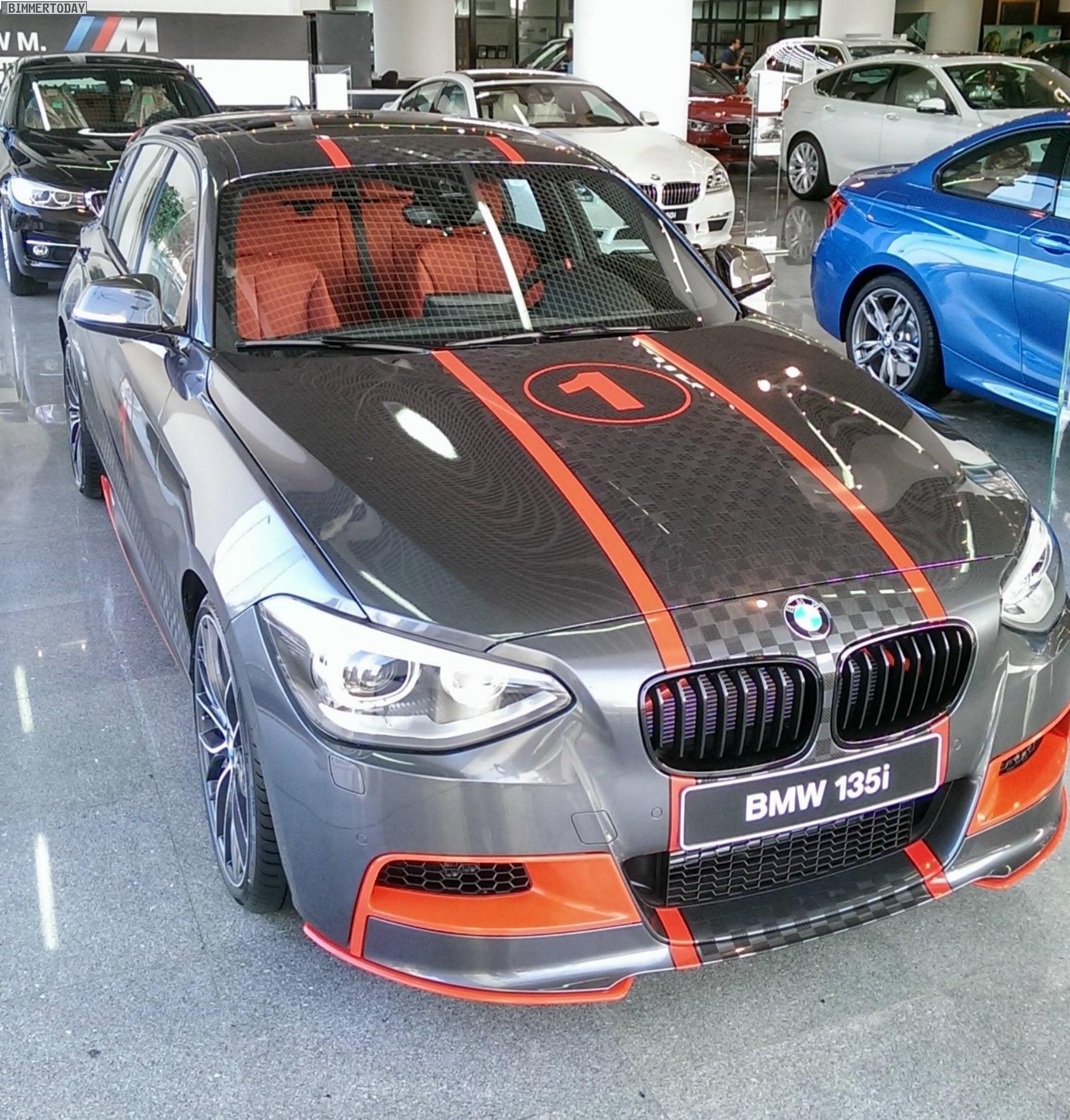 BMW M135i Tuning Abu Dhabi Special Edition 02