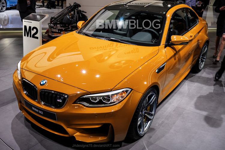 F87 Bmw M2 Rumored To Arrive In 2016