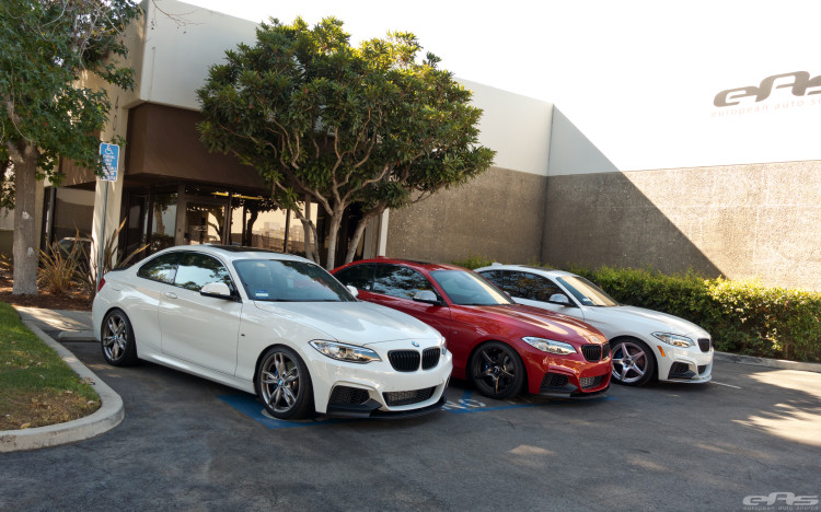 BMW M235i At European Auto Source