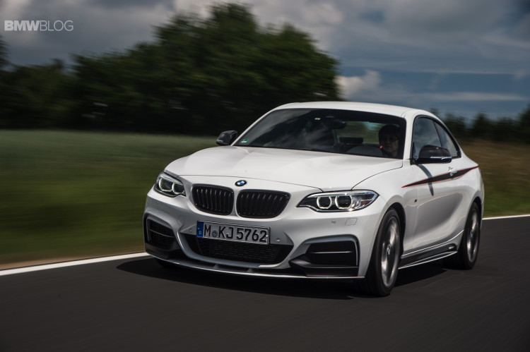 BMW M235i M Performance Parts 21 750x499