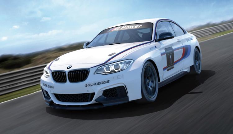 BMW M235i Race Car image 1 750x432