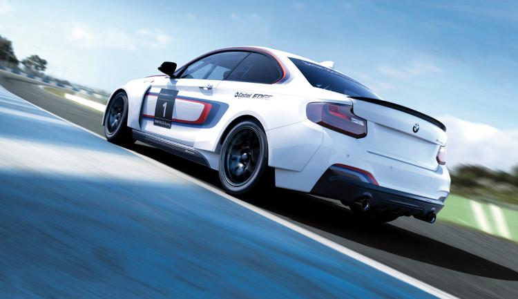 BMW M235i Race Car image 4 750x433
