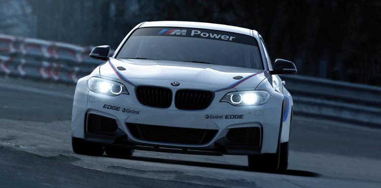 BMW M235i Race Car-image