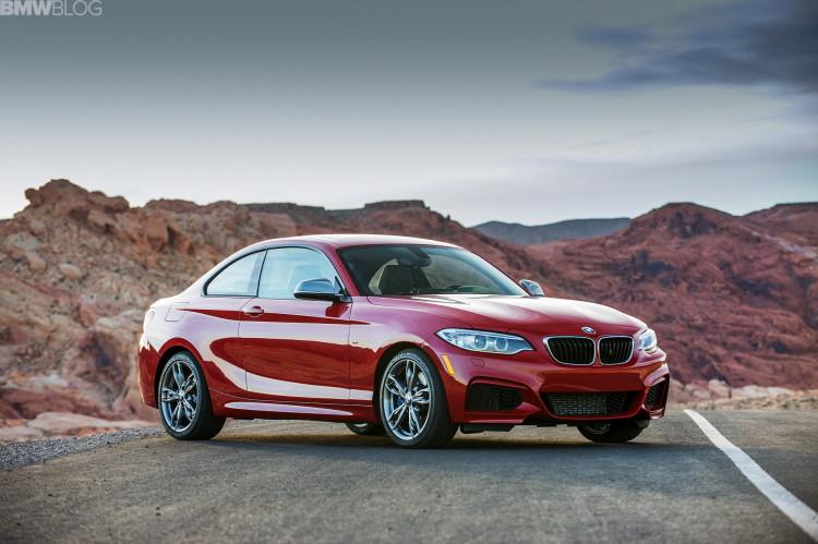 BMW M235i test drive las vegas images 172 750x499