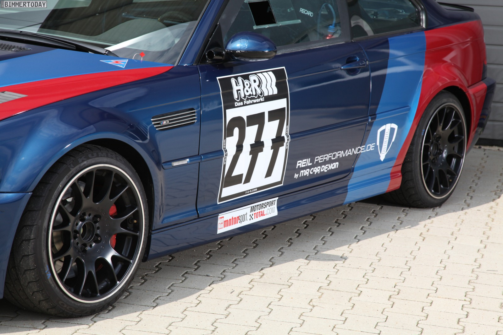 BMW M3 CSL Tuning MR Car Design Reil Performance 2012 01