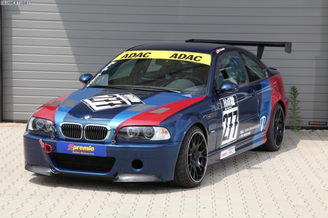 BMW M3 CSL Tuning MR Car Design Reil Performance 2012 09 655x436