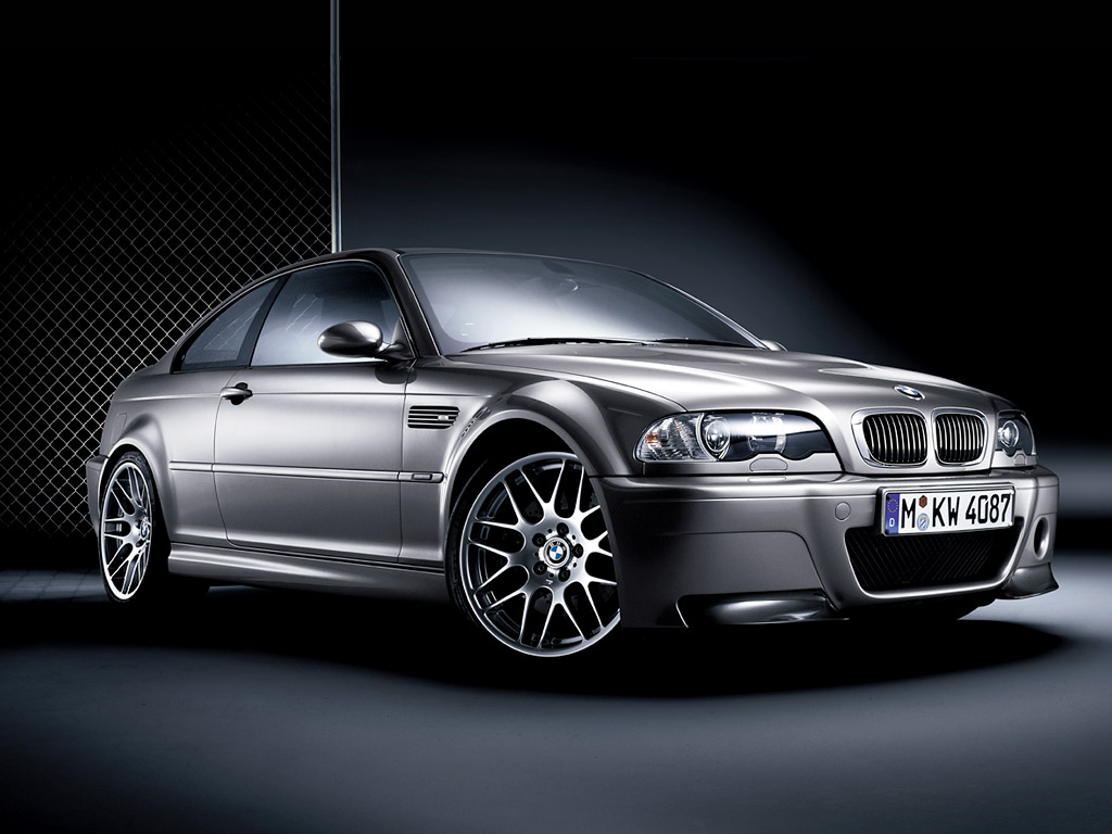 BMW M3 CSL1