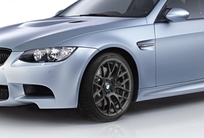 BMW M3 Coupé Frozen Silver Edition 1 655x444