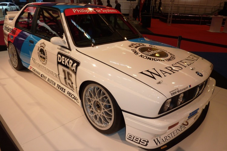 BMW M3 DTM E30 Essen Motor Show 2011 01 750x500