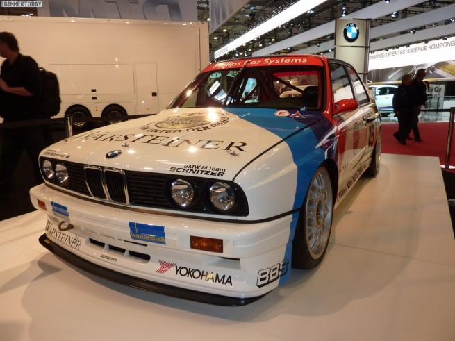 BMW M3 DTM E30 Essen Motor Show 2011 07 655x491