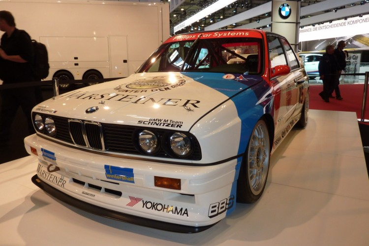 1992 Bmw E30 M3 Dtm The Most Beautiful Touring Car In The World