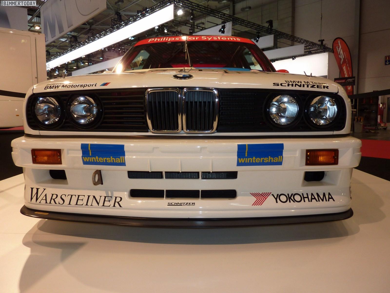 BMW M3 DTM E30 Essen Motor Show 2011 09