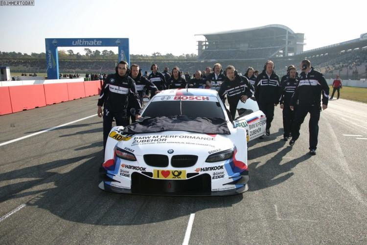 BMW M3 DTM Hockenheim 20111 750x500
