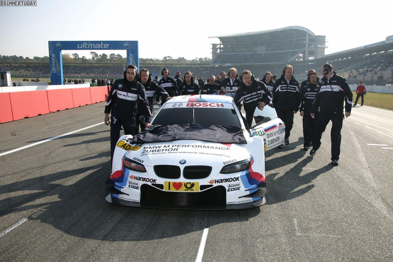 BMW M3 DTM Hockenheim 20111