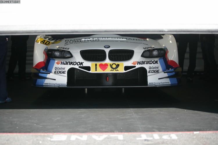 BMW M3 DTM Hockenheim Preview 2011 06 750x500