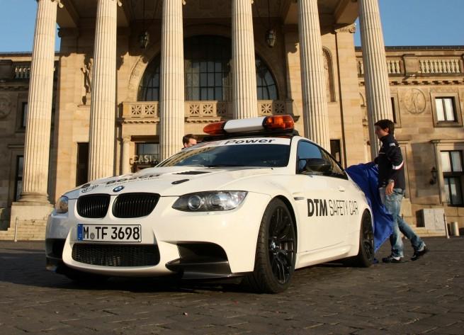 BMW M3 DTM Safety Car Wiesbaden 2012 02 655x473