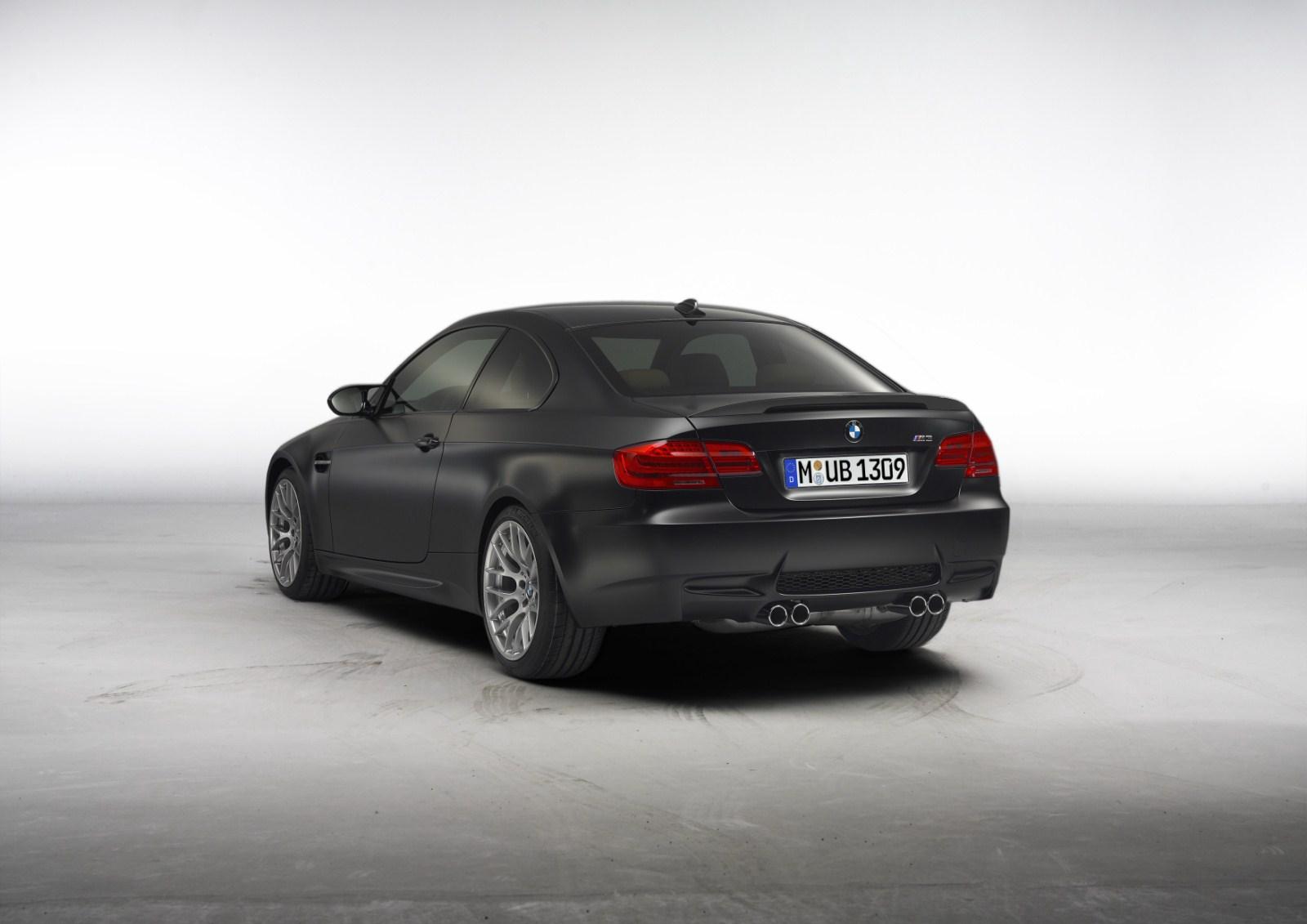 BMW M3 E92 Competition Paket Frozen Black 07