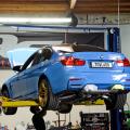 Blue & Gold M3 Project